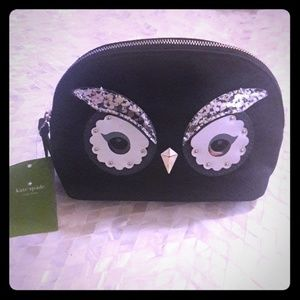 Kate Spade Small Owl Marcy Bag